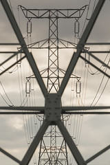 IMG_0290 (tkolos) Tags: canon wire hungary pattern cable pole electricity duna electrical danube voltage magyarorszag 70300 70d