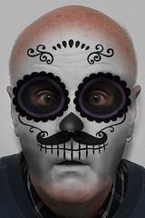 Day of the Dead (Leo Reynolds) Tags: webthing photofunia xleol30x xxx2014xxx