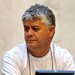 """Fernando Francisco de Gois, conhecido como """"Monge Pé de Chinelo"""", recebe menção honrosa da Assembleia Legislaliva do Paraná. Foto: Sandro Nascimento/Alep (crédito obrigatório)"""