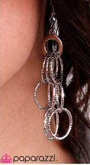 5th Avenu Silver Earrings K1 P5210-1