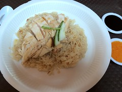 Hong Xiang Hainanese Chicken Rice #1 from Maxwell Food Centre @ China Town in Singapore (Fuyuhiko) Tags: china from 2 food chicken town singapore rice centre hong maxwell xiang   hainanese