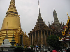 Grounds of Wat Phra Kaew