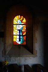 St Vaast La Hougue - Kerkje - Woensdag 31 December 2014 (GeertMania) Tags: ldf moocard fotojg ldfblog 201412
