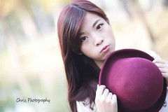 - (Chris Photography()FB) Tags: girl shot taiwan 85mm explore ii excellent 5d tainan  2470l  mark3 135l   5d3 5dmark3 2470lii