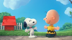 Snoopy And Charlie Brown The Peanuts Cartoon HD Wallpaper - Stylish HD Wallpapers (StylishHDwallpapers) Tags: brown movie comedy peanuts adventure charlie hollywood snoopy animation cartoons thepeanuts snoopyandcharliebrown