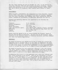 "1972 News Letter pg2 <a style=""margin-left:10px; font-size:0.8em;"" href=""http://www.flickr.com/photos/130192077@N04/16220890489/"" target=""_blank"">@flickr</a>"