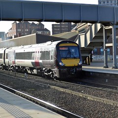 Cross Country 170 104 @Leicester station (Kris Davies (megara_rp)) Tags: leicester railway