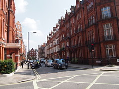Mayfair, London!