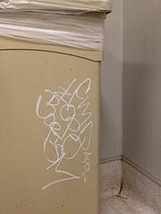 Hope (shroomordie) Tags: bathroom hope graffiti tag arts boris 916 meanstreak ase cmd apol