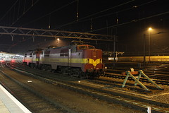 E-loc 1254 en 1251(Venlo 17-1-2015) (Ronnie Venhorst) Tags: railroad holland amsterdam train canon eos rebel nacht ns d nederland eisenbahn rail railway zug bahnhof railwaystation 1200 venlo cs loc express t3 alpen avond bahn baldwin trein 1254 spoor donker acts 1100 spoorwegen 1251 lok nsr spoorweg nederlandse 2015 elok expres eloc eetc alpenexpress 1100d skitrein eos1100d spoormaterieel eos1100