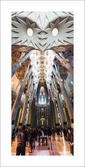 Sagrada Familia (Mr sAg) Tags: barcelona panorama holiday church spain cathedral basilica pano religion workinprogress unescoworldheritagesite wap gaudi owl catalunya sagradafamilia romancatholic antonigaudi churchoftheholyfamily mrsag strigine simonharrison2015