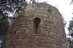 Santa Maria de Roca-rossa (Maresme) (Monestirs Puntcat) Tags: santa de maria iglesia maresme monasterio canonica monestir tordera esglesia rocarossa