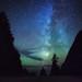 Shi Shi Beach Milky Way by Michael Matti