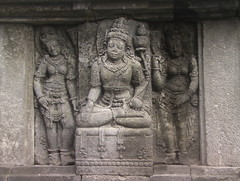 Hindu Temple Carving