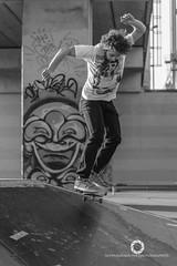 Sk8erboys (AlvinAarnoutsePhotography) Tags: blackandwhite bw netherlands nikon zwartwit action nederland streetphotography sigma skaters dordrecht fullframe fx f28 70200mm zuidholland d610 newexperiences sigmaaf70200mmf28exdgapomacroiihsm d600d610bw goalsfor2015