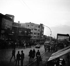 Addis evening (Felipe Cárdenas-Támara) Tags: rolleiflexautomat6x6modelk4a rolleiflexjune1951march1954 rolleiflextlr rolleiflex ethiopia etiopía felipecárdenastámara photofelipecárdenastámara colombianphotographers ilfordpanf50plus zeissjenatessar3575 analogphotography analoguephotography felipecardenasphotography
