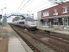 SNCF TGV 07 at Marquise Rinxent
