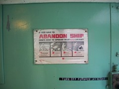 (mestes76) Tags: signs minnesota ships duluth williamairvin abandonship 070414 shiptours