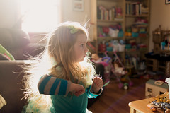 glowing (Francesca Russell) Tags: lila playroom lucysparty