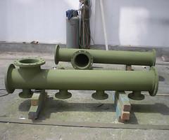 Fabricación de Manifor y Montaje (Innovando Soluciones) Tags: spools de niples tuberia tanques empalme fabricacion bridas reducciones limg