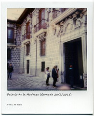 "Palacio de la Madraza (Granada 28/2/2015) • <a style=""font-size:0.8em;"" href=""http://www.flickr.com/photos/15452905@N02/16694970722/"" target=""_blank"">View on Flickr</a>"