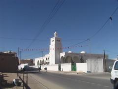 Mosque in Douz Tunisia