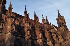 Freiburg (micky the pixel) Tags: church germany deutschland kathedrale kirche freiburg münster breisgau badenwürttemberg