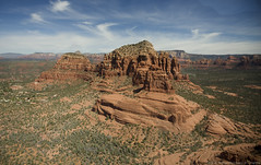 Aerial view from helicoptor, Sedona, Arizona (US Department of State) Tags: landscapes nps landmarks icon nationalparks scenics nationalparksservice