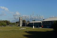 10074258 (wolfgangkaehler) Tags: africa southafrica african capetown unescoworldheritagesite prison watchtower robbenisland southafrican politicalprisoners capetownsouthafrica prisonmuseum southafricannationalheritagesite