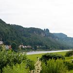 Blick über die Elbe thumbnail