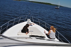 Saturday Boat Ride (Sparechange63) Tags: rothesay newbrunswick kennebecasisbay boat