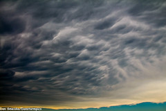 July 21 2016 Mammatus (Dan's Storm Photos & Photography) Tags: sky nature weather skyscape landscape landscapes thunderstorm skyscapes anvil thunderstorms thunderhead mammatus mammatusclouds anvils severethunderstorm severethunderstorms mammatusdisplay