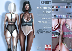 SPIRIT - Eli outfit (SPIRIT) Tags: beausy byspirit fiore itgirls lelutka letistattoo maitreya rowne slink spirit uber