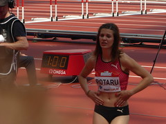 P1040584 (Commander Idham) Tags: muller anniversary games saturday 23 july 2016 team gb great britain rio athletics london olympic stadium 100m relay 3000m steeplechase long jump hurdles 110m rotaru romania