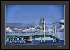 Mighty Mac (the Gallopping Geezer 3.7 million + views....) Tags: bridge mackinacbridge bigmac lakemichigan lakehuron greatlakes straitsofmackinac lowerpeninsula upperpeninsula travel transportation mackinawcity straits canon 5d3 tamron 28300 geezer 2016