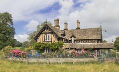 Cottage on the Chatsworth Estate, Derbyshire (little mester.) Tags: cottage cottagegarden chatsworth chatsworthhouse chatsworthpark chatsworthestate derbyshire peakdistrict