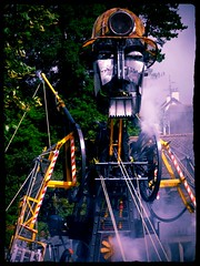 Man Engine Indieglow (gasheadali) Tags: manengine indieglow devon tavistock heritage unesco mining miner mechanical puppet unique