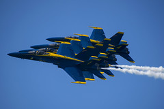 Gary Airshow (Nicola Berry) Tags: airshow nikon nikond5300 sigma18250 18250 sigma plane gary in indiana blue angels blueangels jets