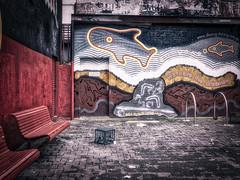 We have the dreaming (Jim Nix / Nomadic Pursuits) Tags: travel urban photography graffiti grunge sydney australia olympus downunder nomadicpursuits jimnix olympusomdem1 aurorahdrpro