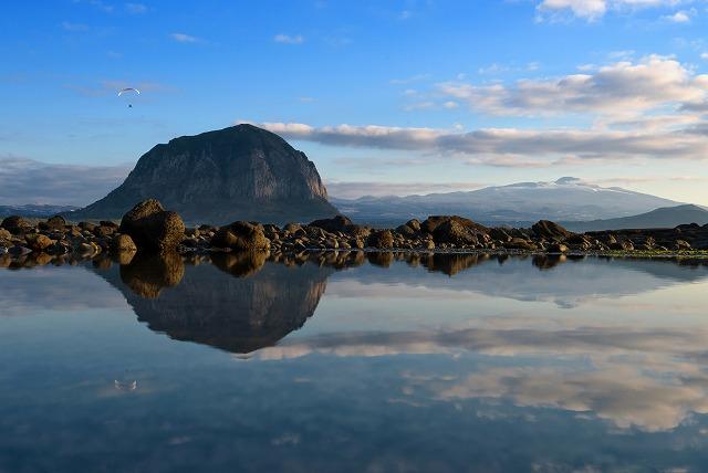 済州島の体験:専用車で行く!済州パノラマ観光・西周り