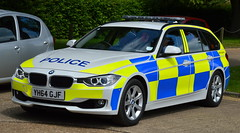 Kent Police | BMW 330D | Roads Policing Unit | YH64 GJF (Chris' 999 Pics) Tags: kent police bmw traffic car roads policing unit annual open day hq headquarters maidstone united kingdom england 330d 3series 3 series law enforcement anpr automatic number plate recognition camera 2016