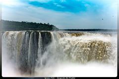 Iguazu Falls (Alessandro Moschini) Tags: iguazu falls garganta del diablo gola divolo argentina misiones nikon nikonphotographer landscape waterfall beautiful top