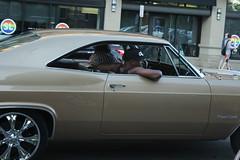 Chevy Super Sport on High Street (JairofCrewblocCreative) Tags: auto columbus cars chevrolet car automobile chevy comfest highstreet shortnorth supersport highst cavaliers cavs