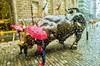 The Charging Bull, Bowling Green Park, Manhattan, New York City, USA (Lemmo2009) Tags: thechargingbull wallst bowlinggreenpark manhattan newyorkcity usa