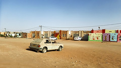 Honda Civic - In Amenas   (habib kaki 2) Tags: algrie illizi ilizi      dsert sahara sud sable sand honda civic   amenas aminas inamenas inaminas