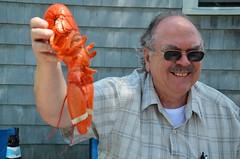 Verne (Joe Shlabotnik) Tags: higginsbeach 2016 verne maine lobster july2016 afsdxvrzoomnikkor18105mmf3556ged
