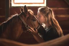 Zuzia & El Haszim (Ejlejtyja/Just of Glory V) (Jagoda 1410) Tags: arabianfoal arabianhorse equine equinephotography womenwhitahorse woman togetherness horsemanship friendship bond petroniusarabians