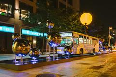 (wongwt) Tags: jimmymoonbus sel1635za sonya7ii scenary taipeicity taiwan touristattraction xinyidistrict