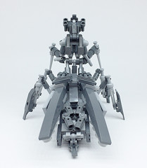 LEGO Mech Mantis-15 (ToyForce 120) Tags: lego robot robots mecha mech mechanic legomech legomoc bug insect