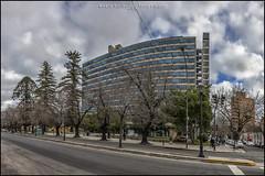 Mi Ciudad (MarioVolpi) Tags: argentina argentine arquitectura architecture la plata canon60d clouds cielo cloudy nubes arbol arboles trees hdr panorama pano photomatix